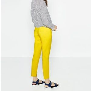 ZARA chino fit trousers NWT✨